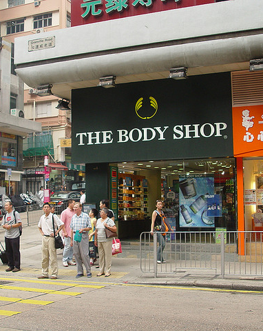 Real Body Shop, Hong Kong
