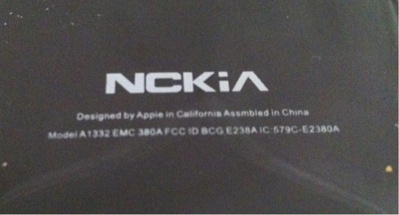 The new NCKiA Smartphone - Designed by Apple in California ...